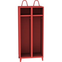 Skříň pro hasiče ROS HAS 4